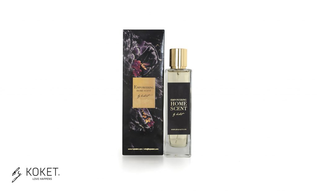 empowering home scent by koket