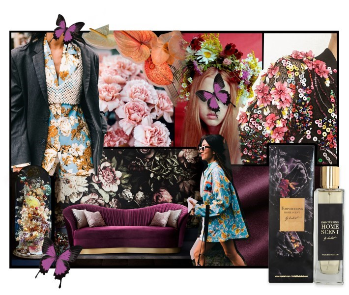 Latest Trends: Flower Power