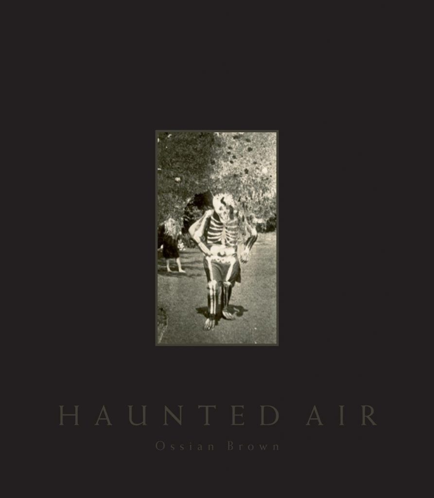 Haunted Air by Ossian Brown A haunting book filled with anonymous Halloween photographs - dark decor