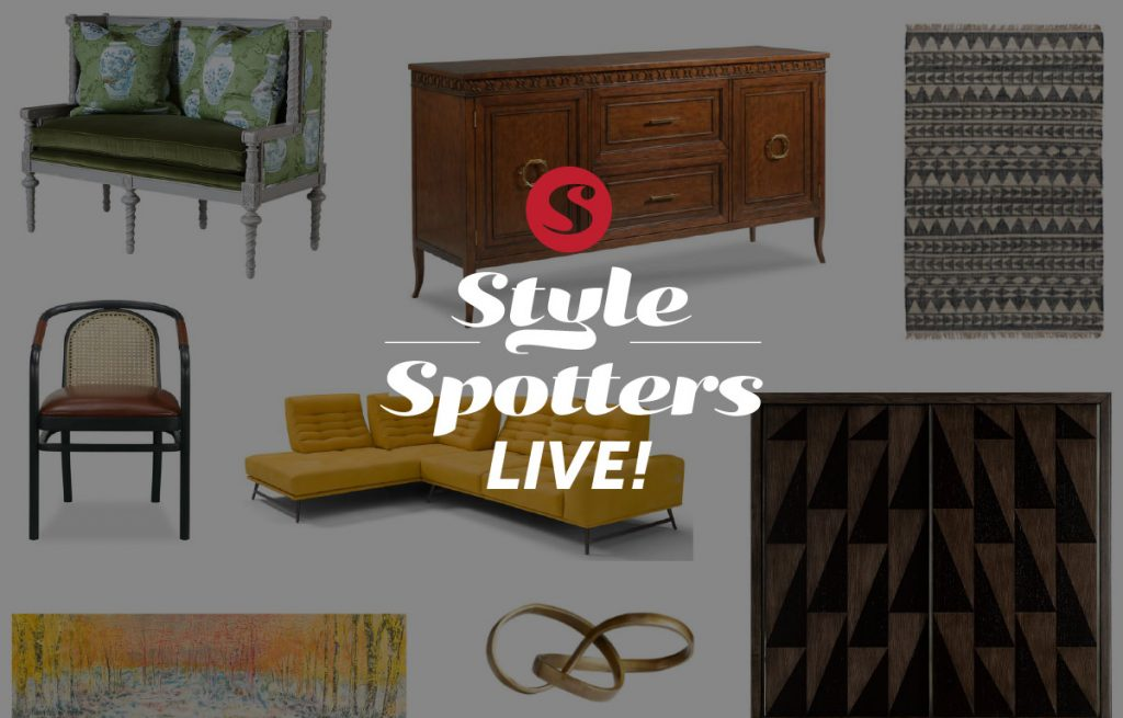 style spotters live high point market october 2019