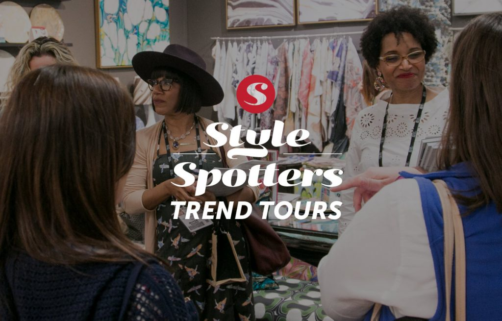 style spotters trend tours high point market