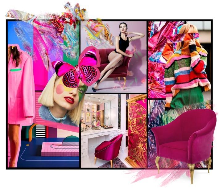 Latest Trends: Pop Color