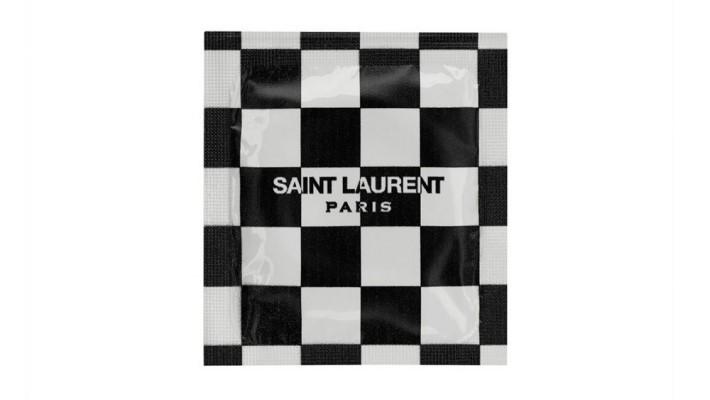 Luxury Condoms by Saint Laurent