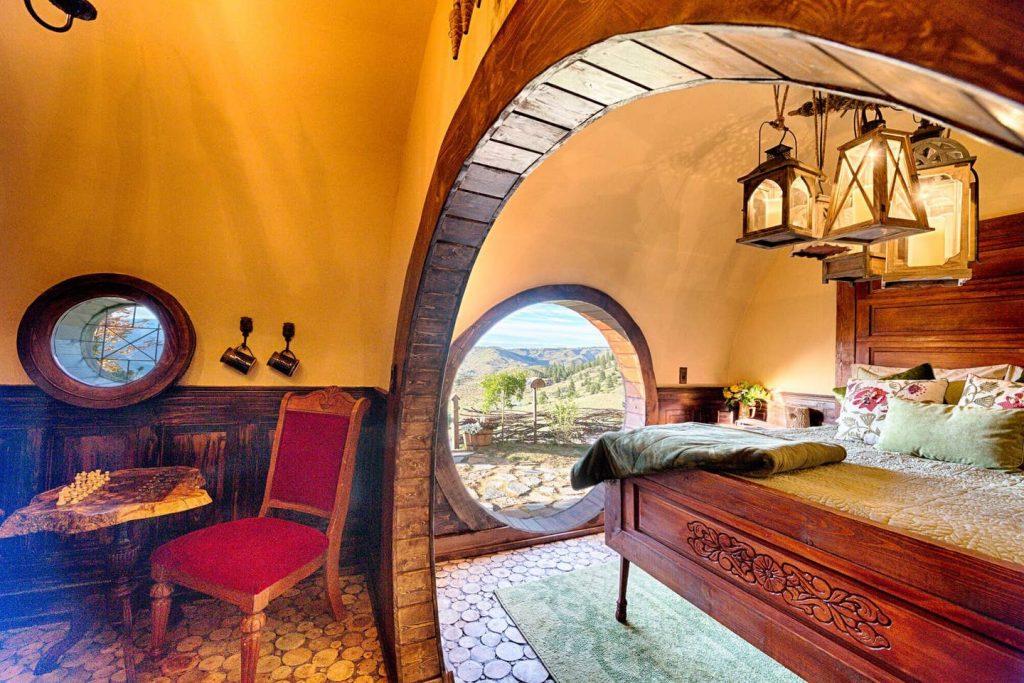 underground hygge house airbnb