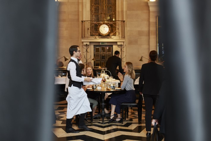 Best Afternoon Tea: The Wolseley