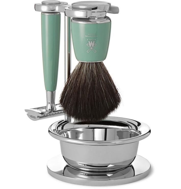 LH Holiday Gift Guide for Men - Shaving Set