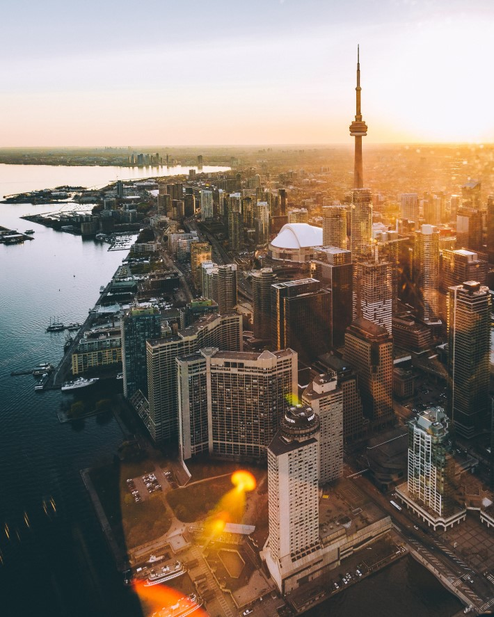 vancouver canada - top cities to visit in 2020