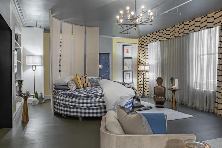 3rd Floor Master Bedroom by Bjorn Bjornsson Interior Design