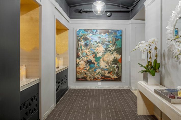 1st Floor Foyer by Lauren Berry Interiors & Homes