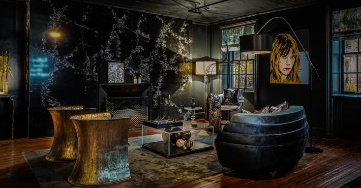 Master Lounge by Vanessa Deleon Associates