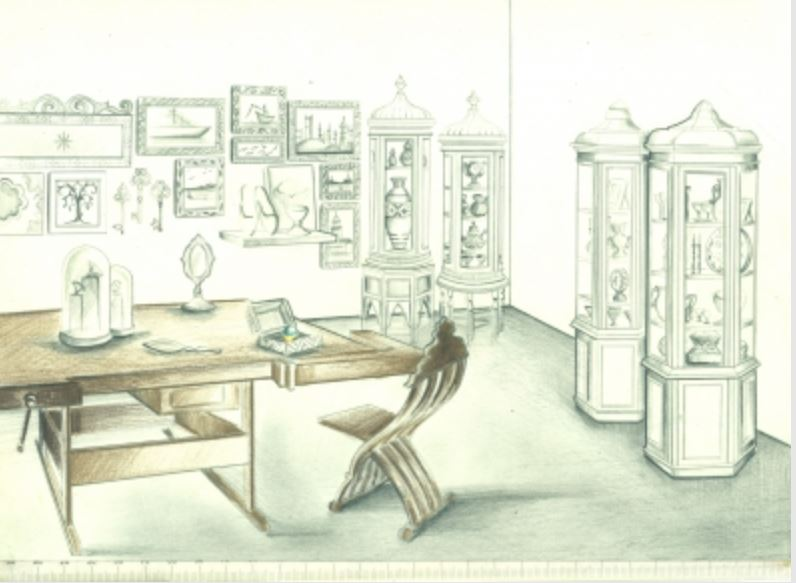 Inspiration Room at Design Miami