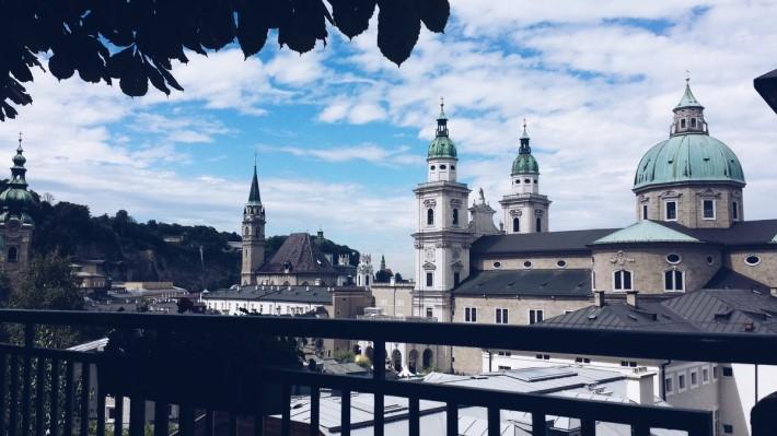 Lonely Planet Top Destination - Salzburg