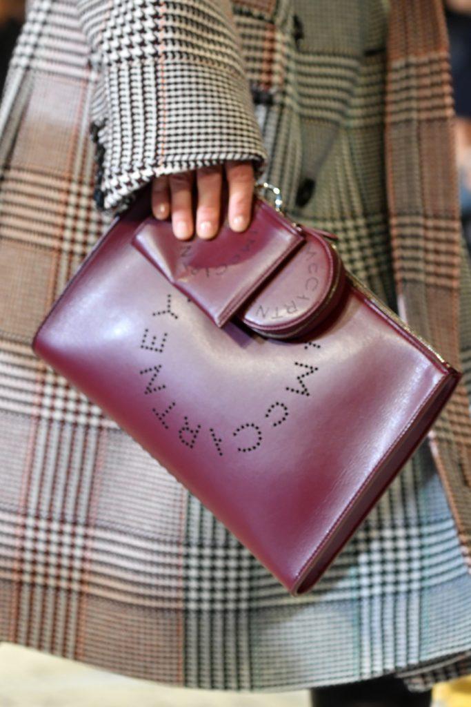 stella mcartney hand bag paris fashion week 2019 2020 fall winter