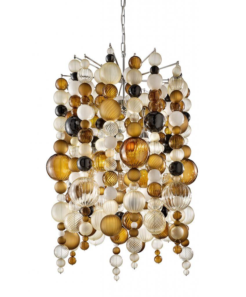 bollicine chandelier by otium
