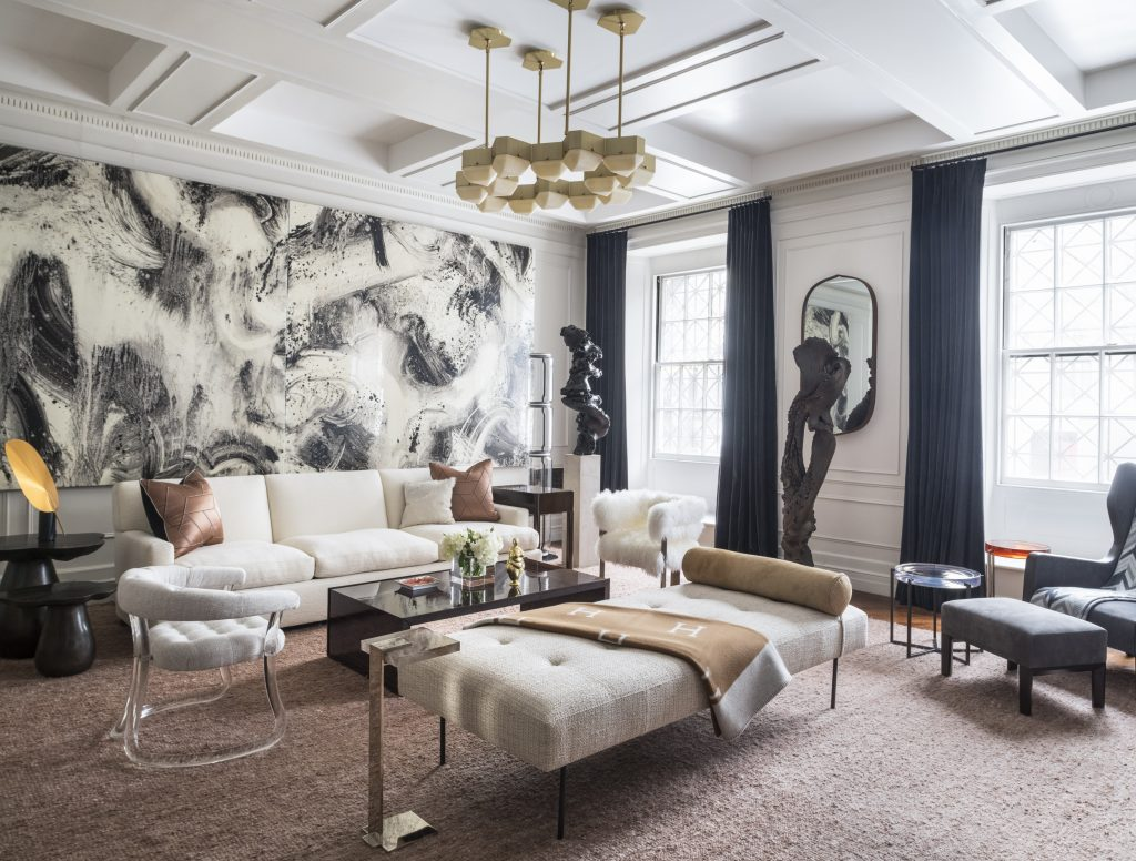 Jasmine Lam Holiday House NYC Showhouse 2019