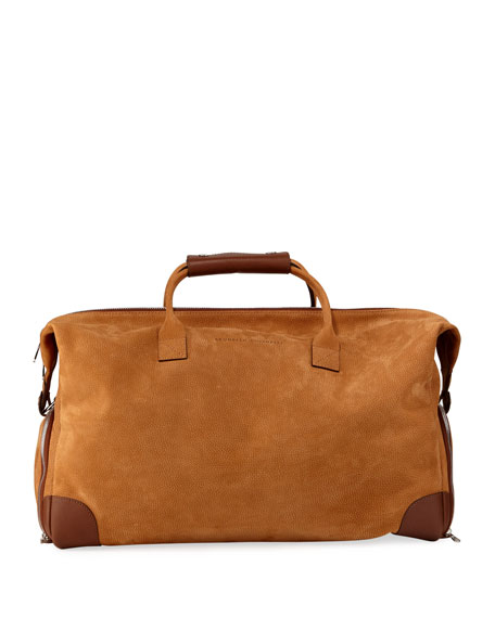 LH Holiday Gift Guide: Brunello Cucinelli Men''s Bag