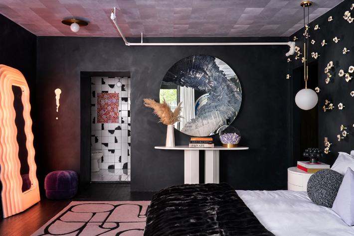 4th Floor Bedroom by Hilary Matt Interiors