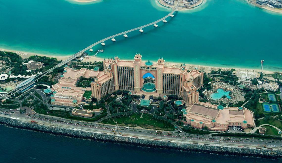 Atlantis, Dubai, UAE Photo by Christoph Schulz / Unsplash