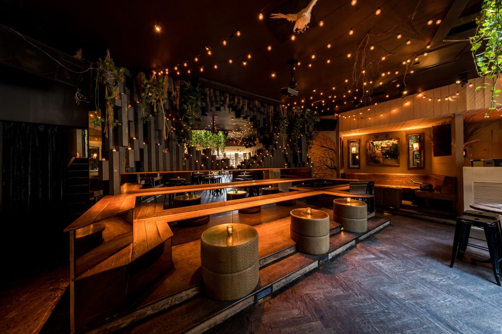 The Common Ground Bar at Meatpacking District