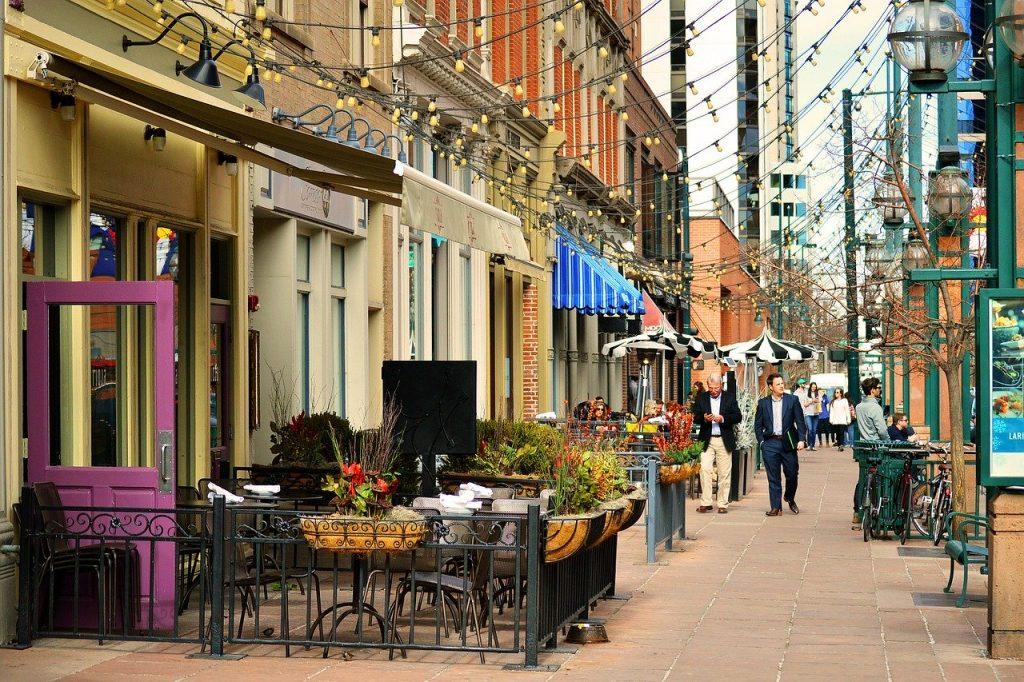 denver colorado lodo district - top cities to visit in 2020