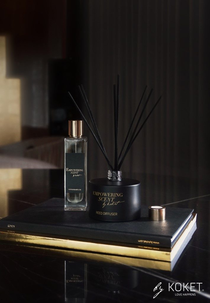 LH holiday gift guide: Empowering Scent by KOKET