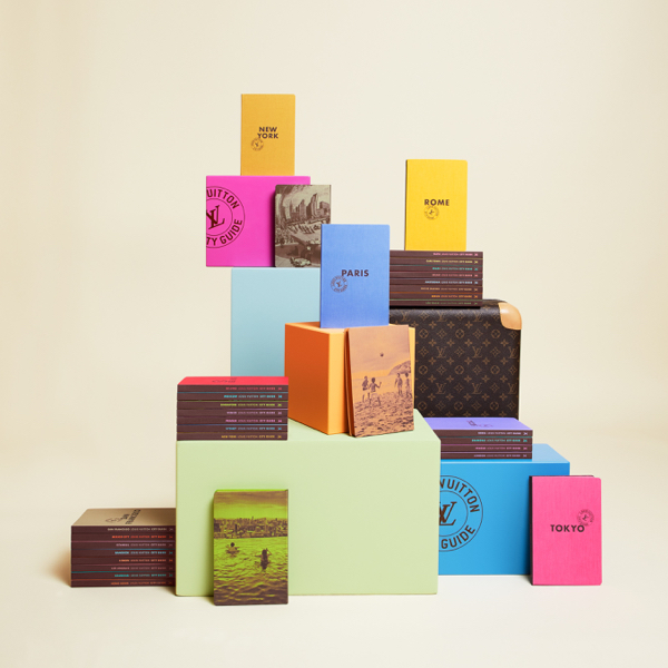 LH holiday gift guide: LV City guide book