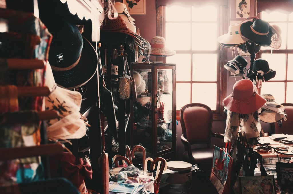 messy closet in need of decluttering - photo by onur bahcivancilar unsplash