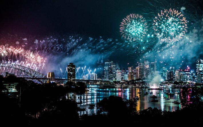 Places to Celebrate New Years Eve: Sydney