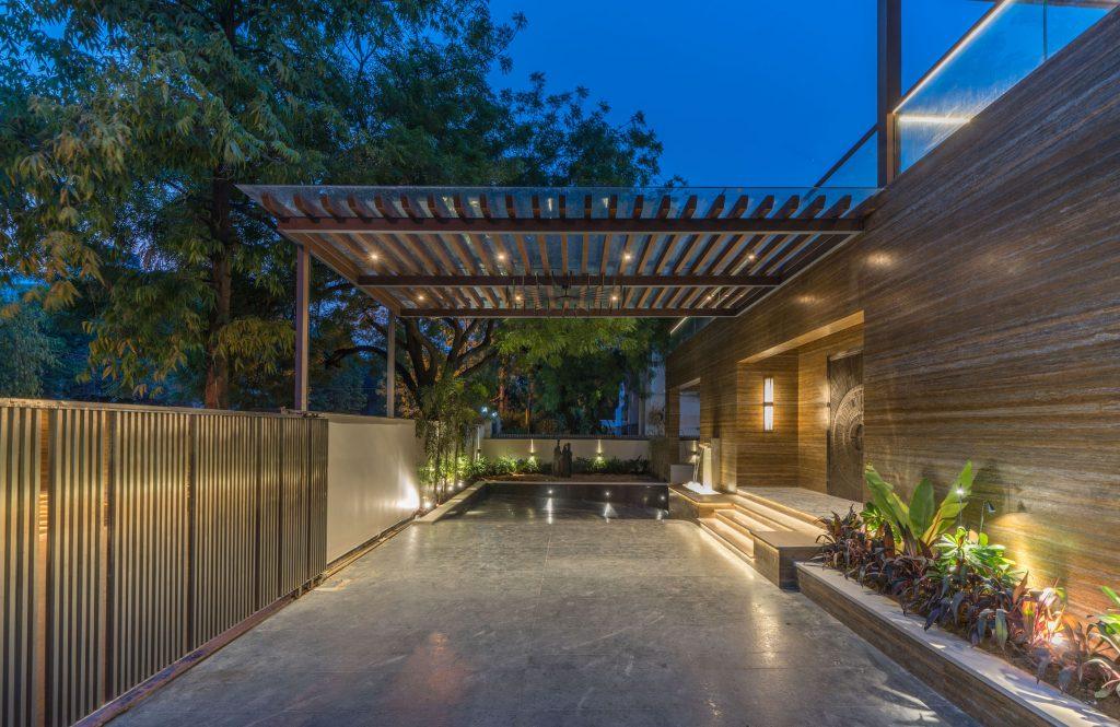 multigenerational home in india - the bangur house - designed by baheti & associates