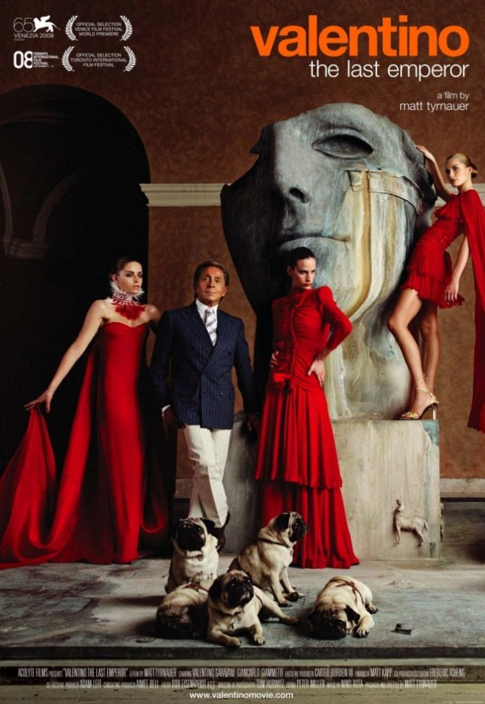 Best Fashion Documentaries - Valentino The Last Emperor