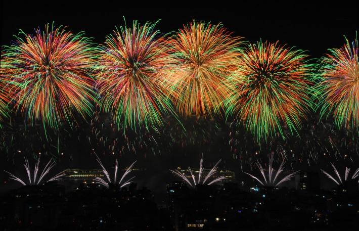 Places to Celebrate New Years Eve: Rio de Janeiro