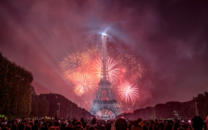 Places to Celebrate New Years Eve: Paris