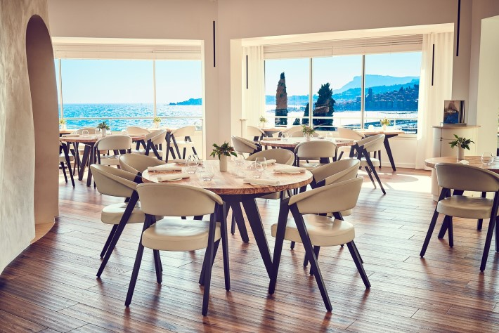 Best Restaurants in the world: Mirazur