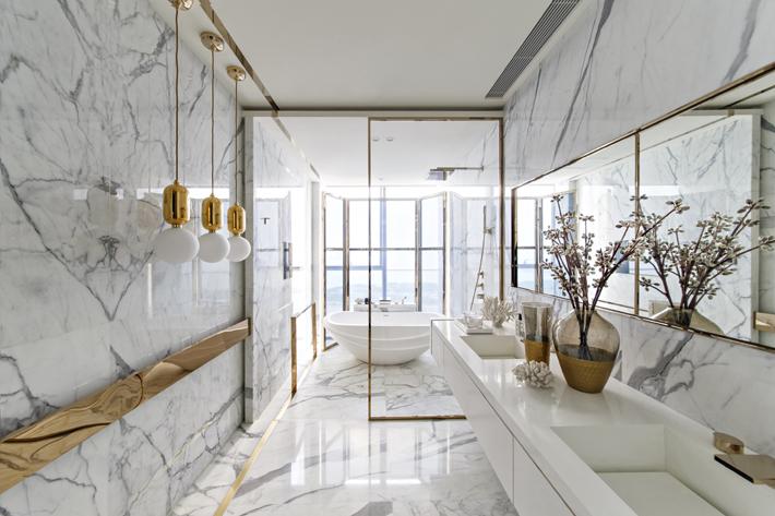 Kelly Hoppen Shenzhen Paris Bathroom