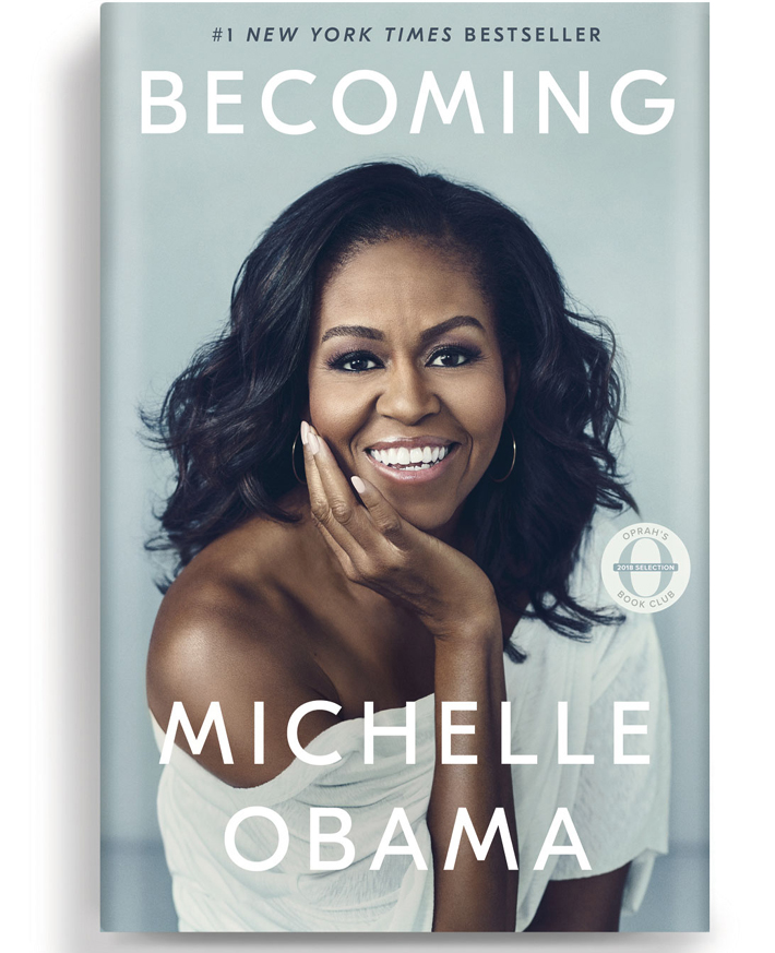 Holiday Books: Becoming