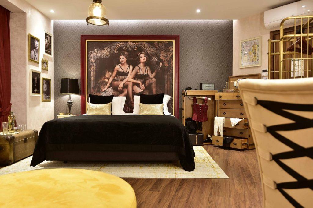 dressing room maxime hotel