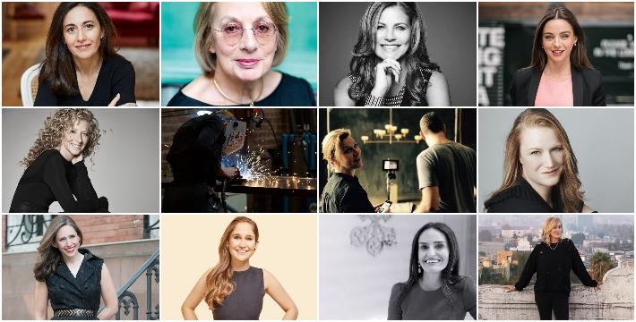 Strong Female Leaders - love happens interviews - women empowering women