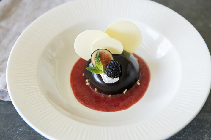 delicious desserts at excellence resorts