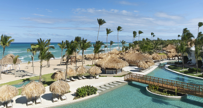 excellence punta cana beach overview