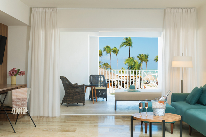 excellence punta cana honeymoon suite ocean view