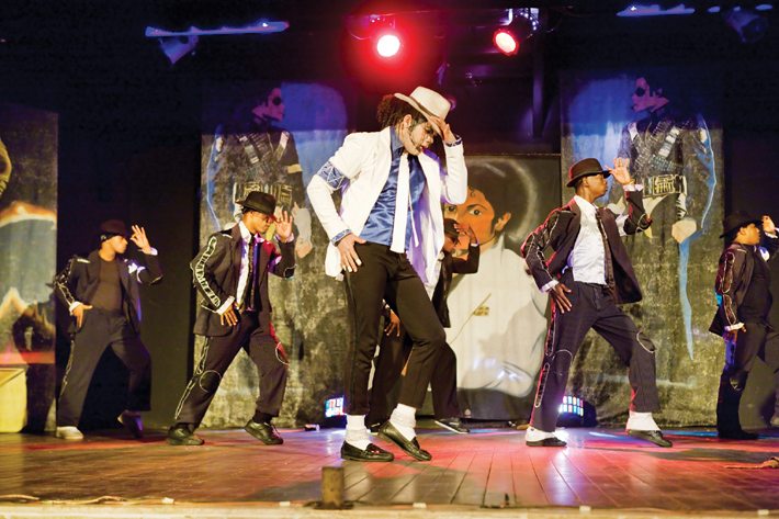 michael jackson show at excellence punta cana and excellence el carmen