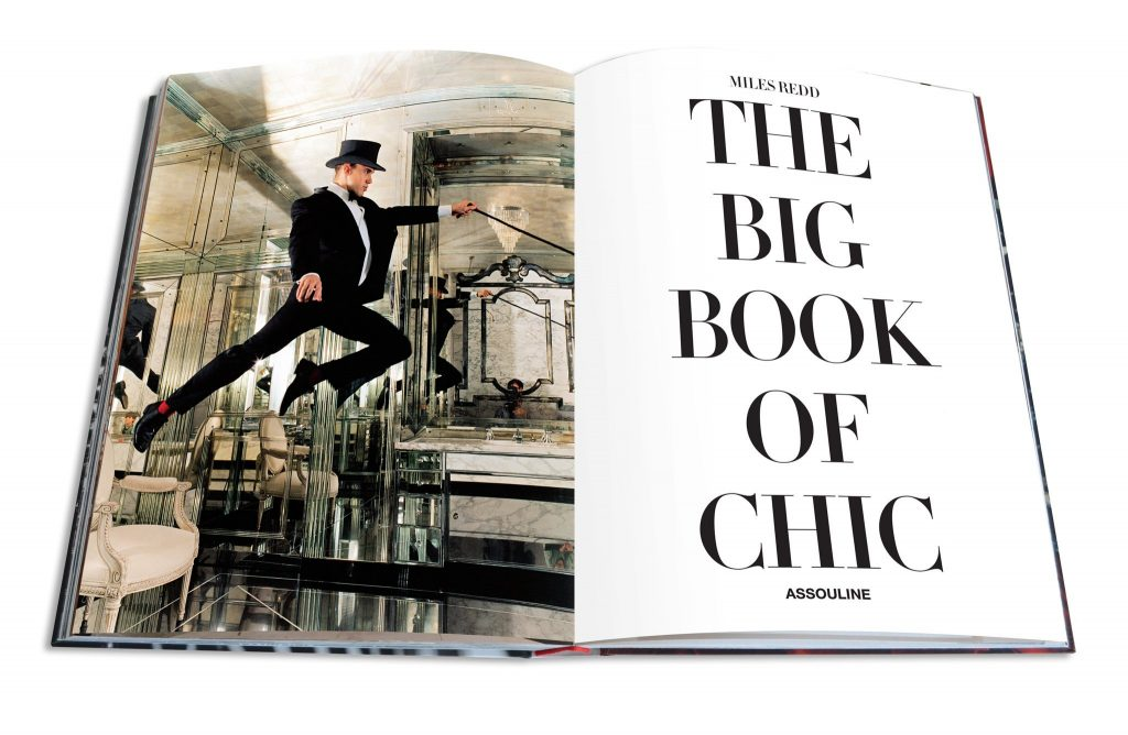 Miles Redd The Big Book of Chic Assouline)