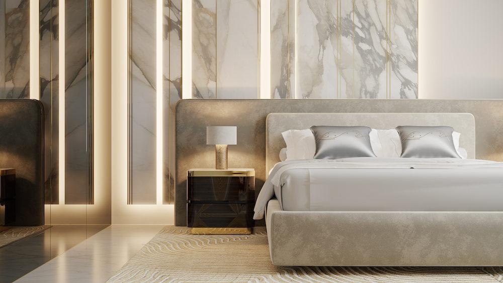 luxurious bedroom furniture