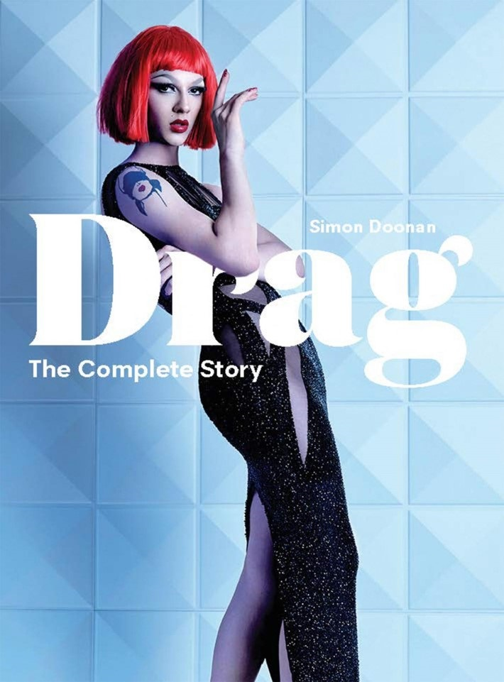 Holiday Books - Drag: The Complete Story (Lawrence King)