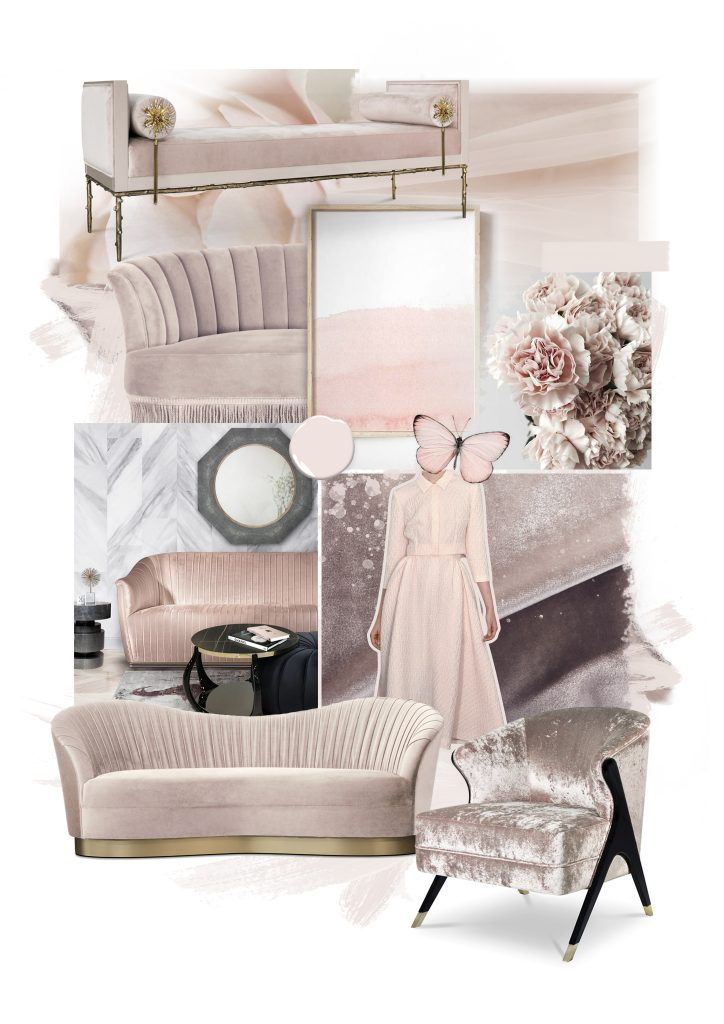 koket in benjamin moore color of the year 2020 first light