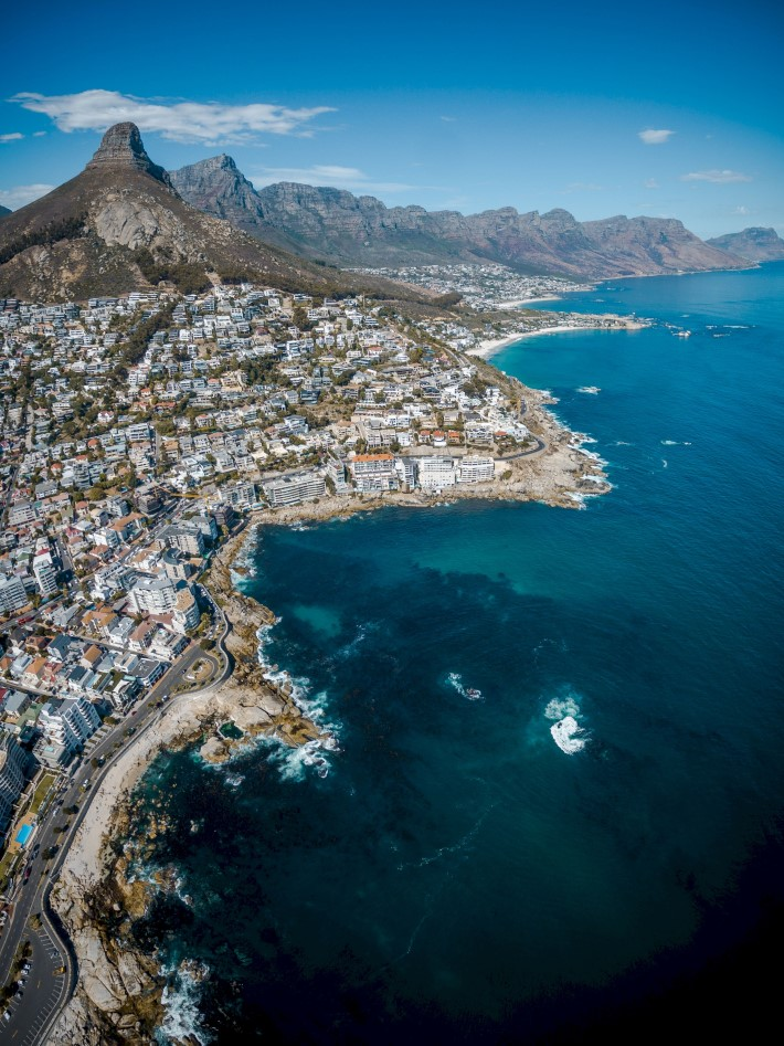 Most Beautiful Cities in the World: Cape Town