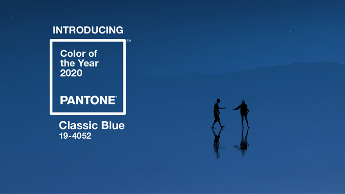 pantone 2020 color of the year classic blue