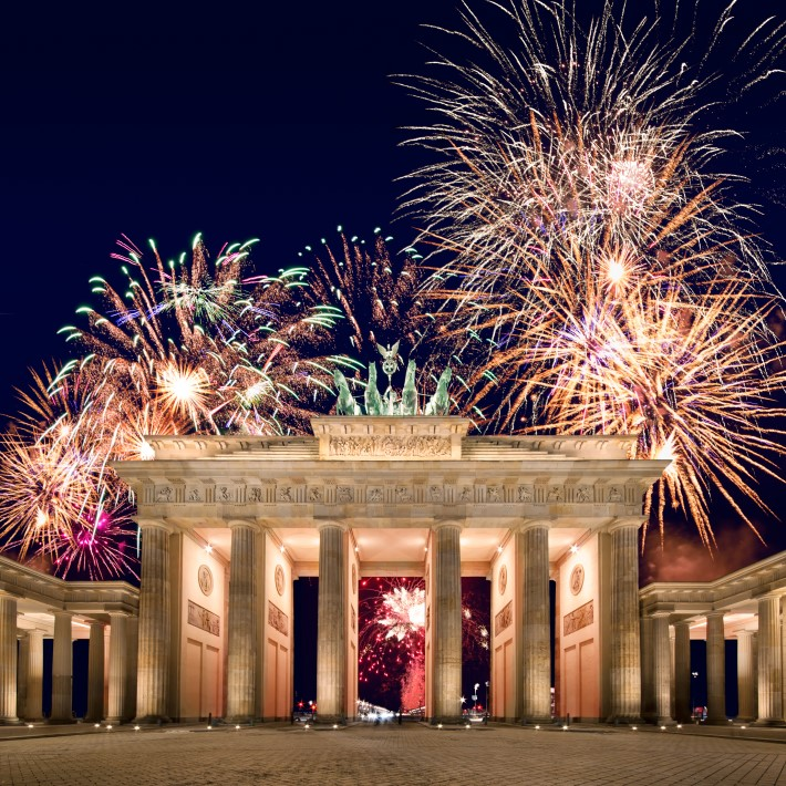 Places to Celebrate New Years Eve: Berlin