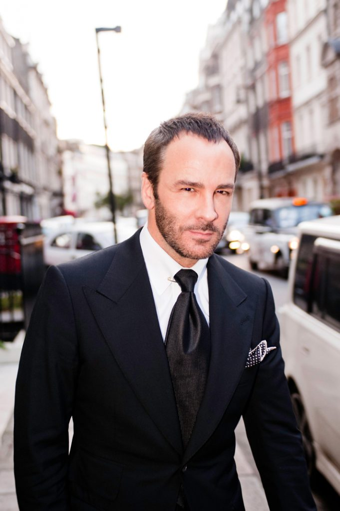 Tom Ford in London 2012