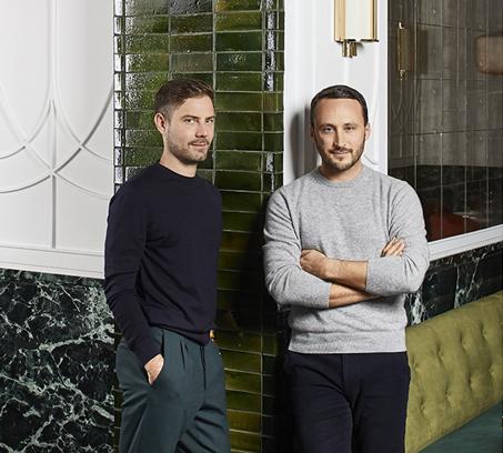 Emil Humbert & Christophe Poyet maison et objet 2020